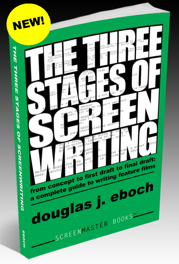 The Three Stages of Screenwriting